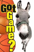 Donkey Basketball Coming to CHS