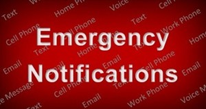 Emergency Notifications