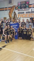 COUGAR GIRLS ON TO STATE!