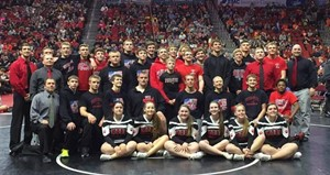 WHDS 2017 State Wrestling