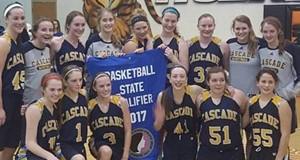 Varsity Girls Basektball District Picture
