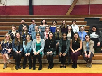 WDHS Speech Team