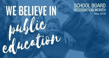 We Believe In Public Edcuation
