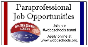 Paraprofessional Job Opportunities