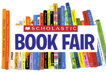 Scholastic Book Fair with Books