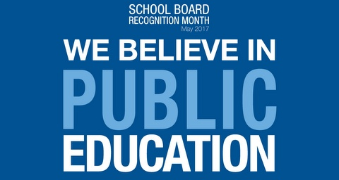 We Believe In Public Edcuation