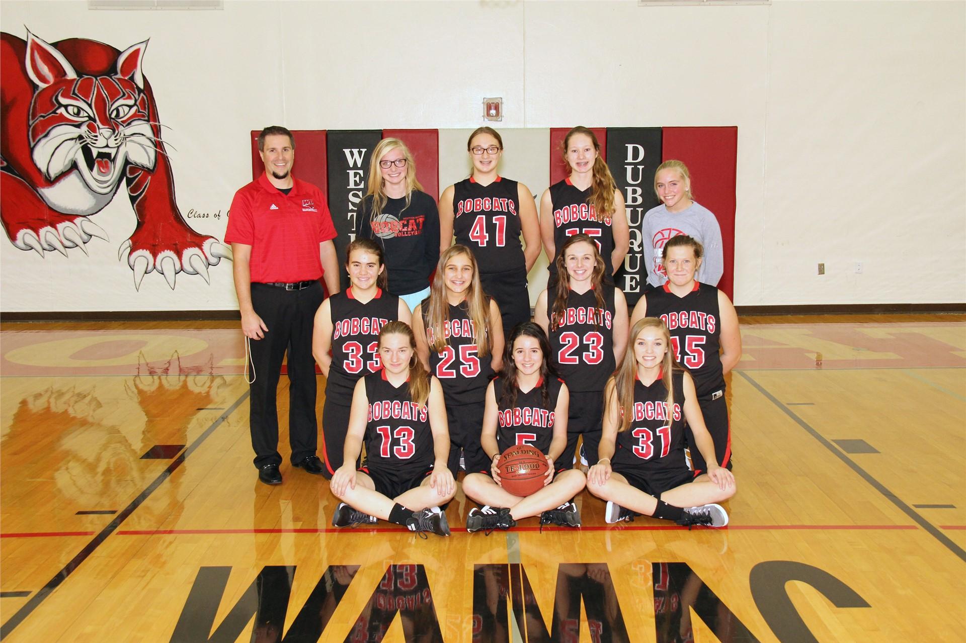 Freshmen Girls Basketball - Coach Scott Meyer