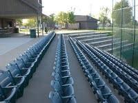 Farley Park Stands- Varsity/JV Home Field