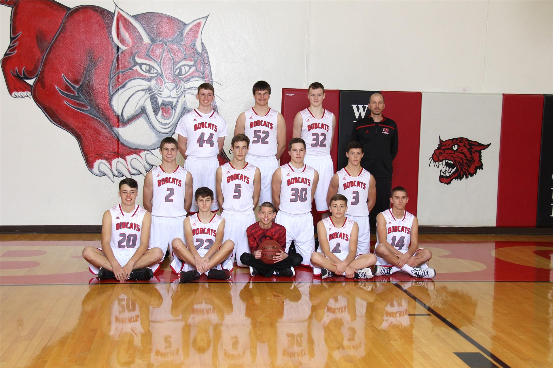 Sophomore Boys Basketball - Coach Ben Wilson