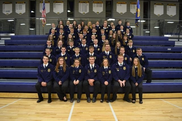 2015-2016 FFA Group Photo