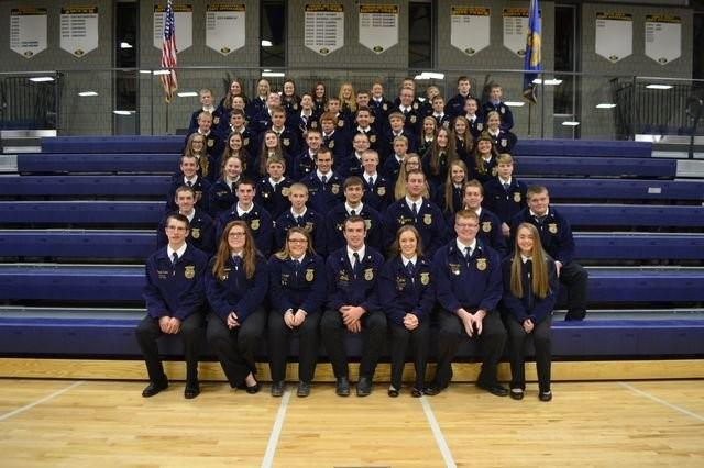 2015-2016 FFA Group Photo