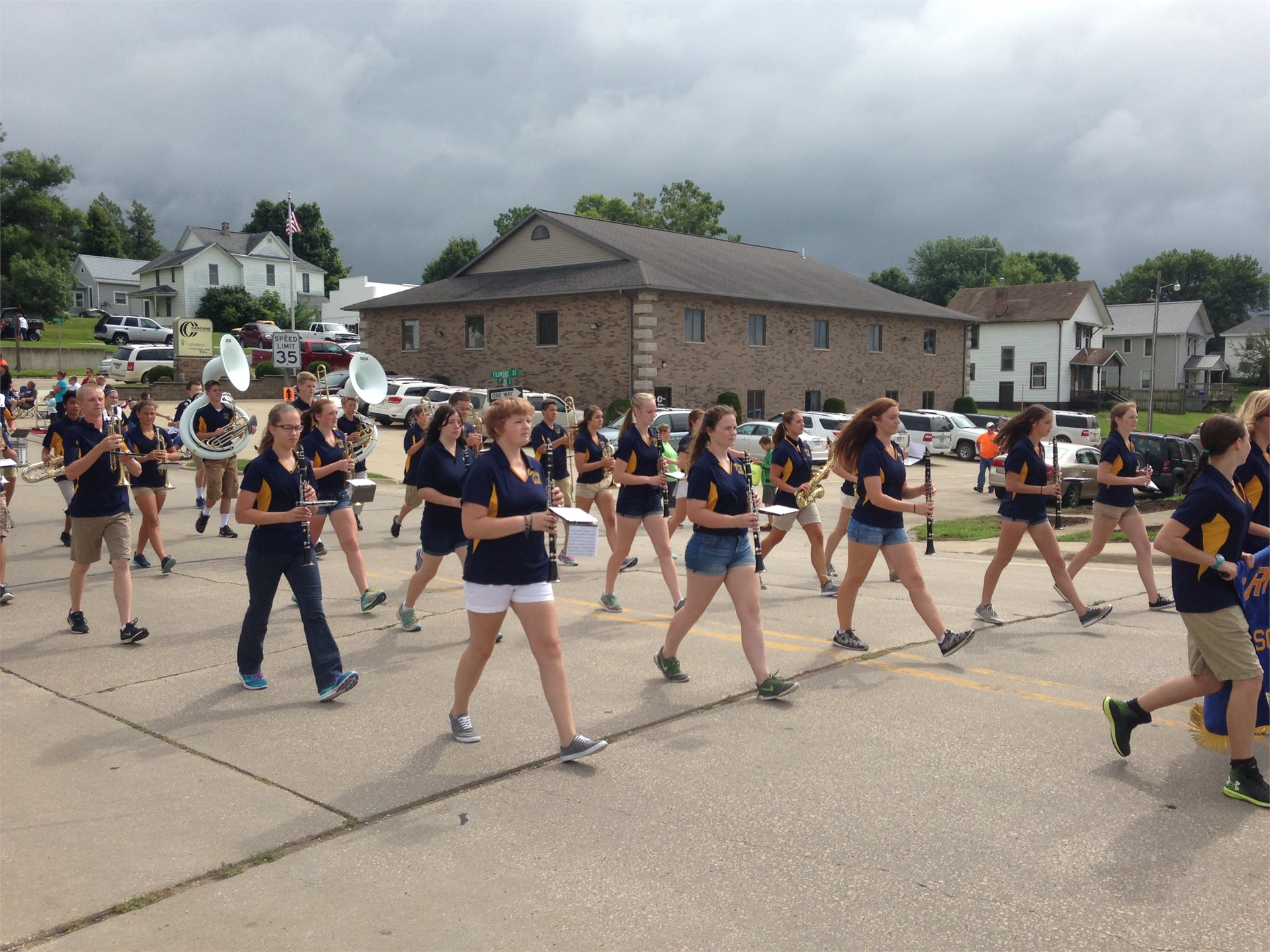 CHS Marching Band