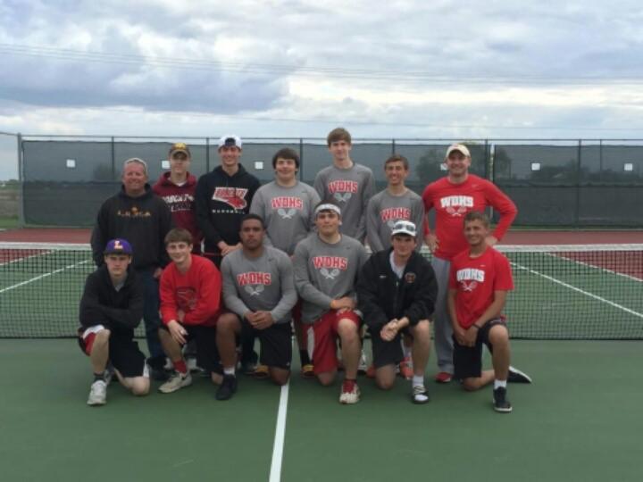 2015-16 Tennis Team