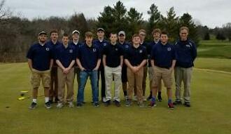 2017 Cascade Cougar Boys Golf