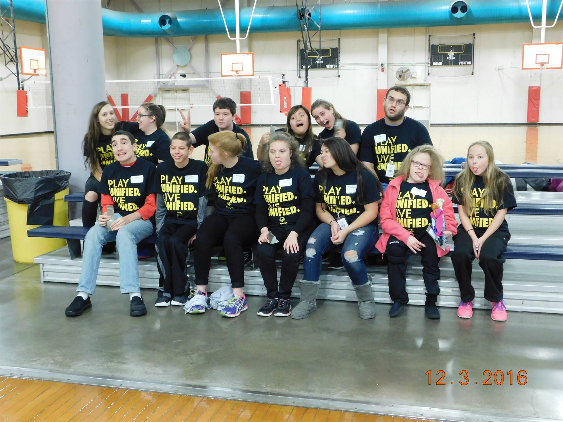 Unified Day at University of Iowa