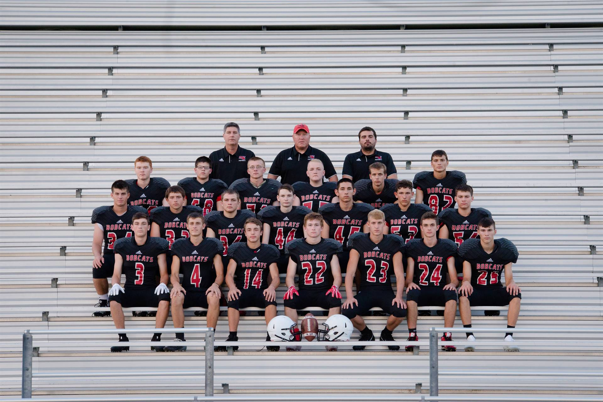 Sophomore Football Team