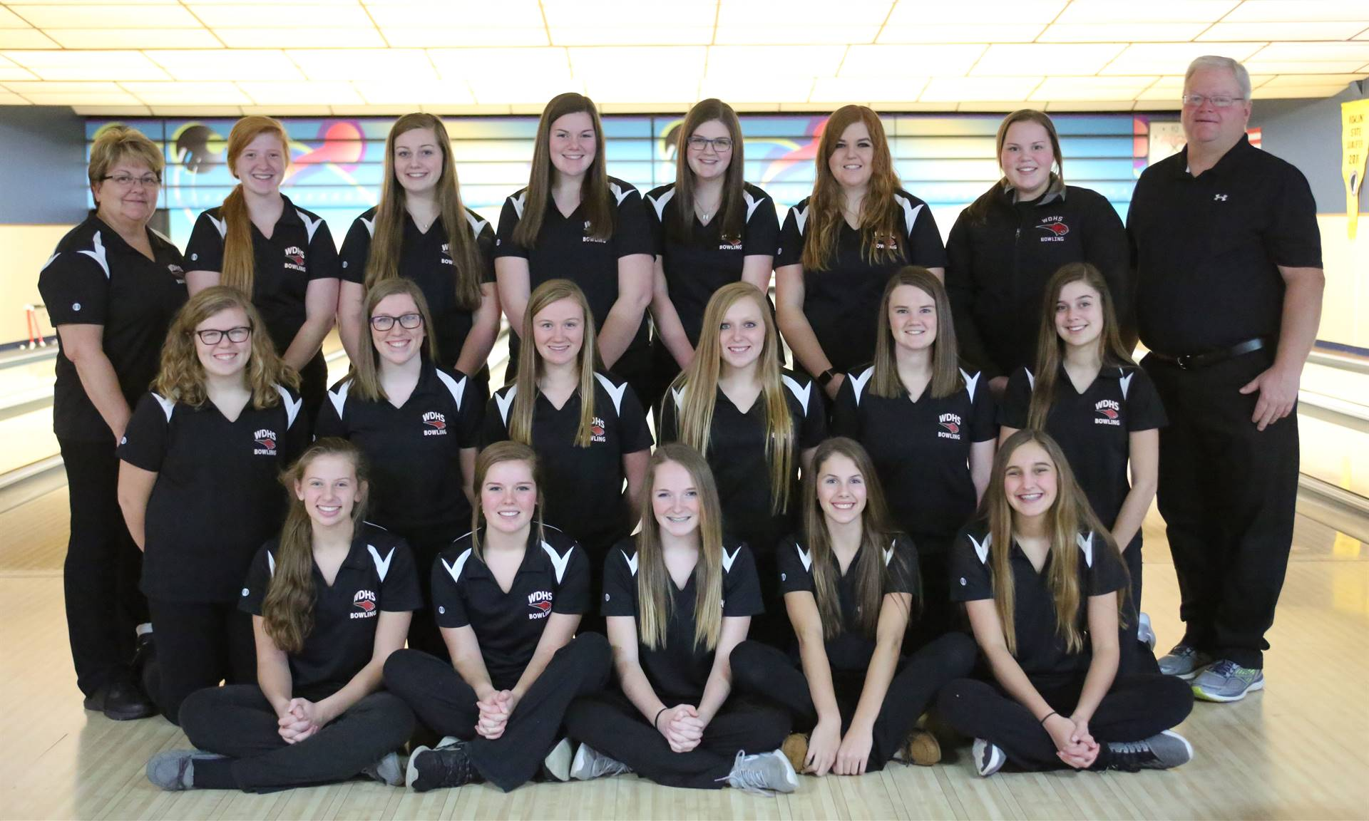 Girls Bowlers