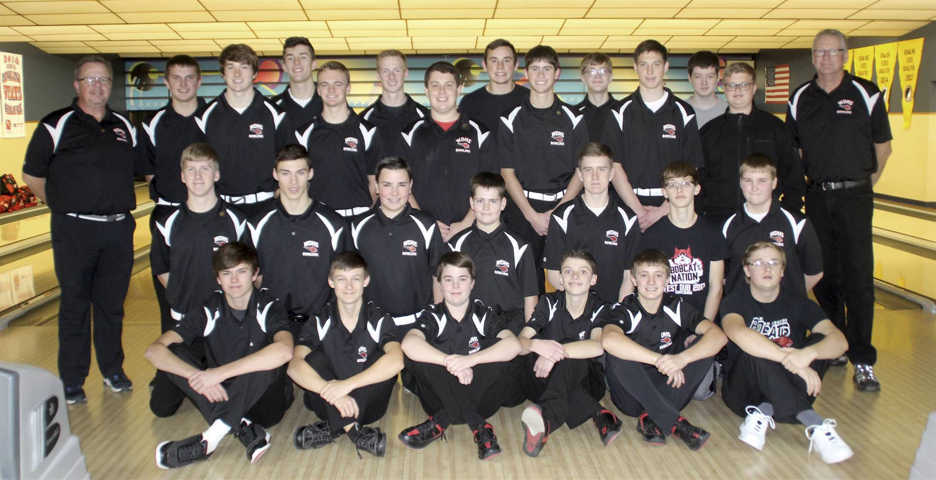 Boys Bowlers