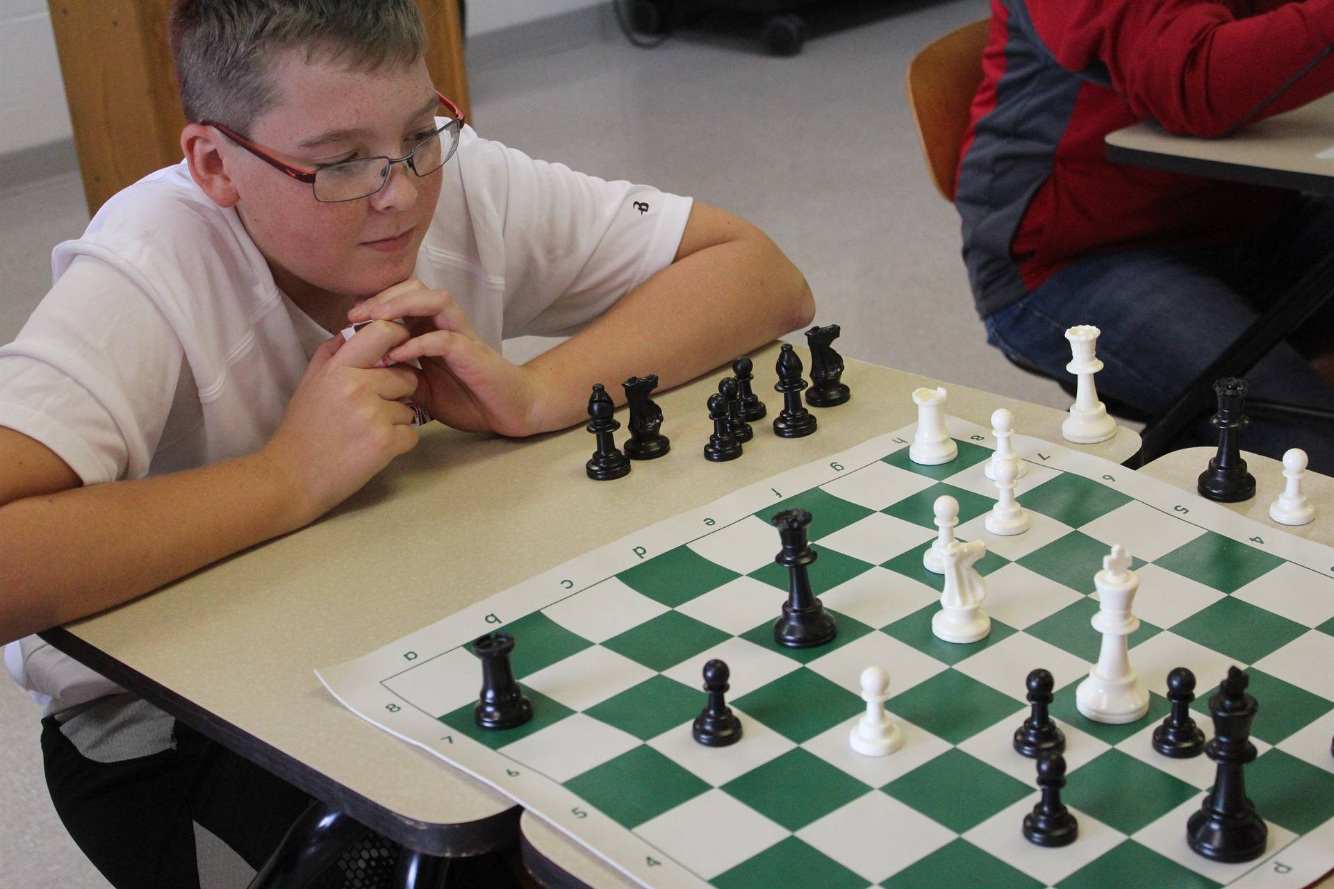 WDHS Chess Club