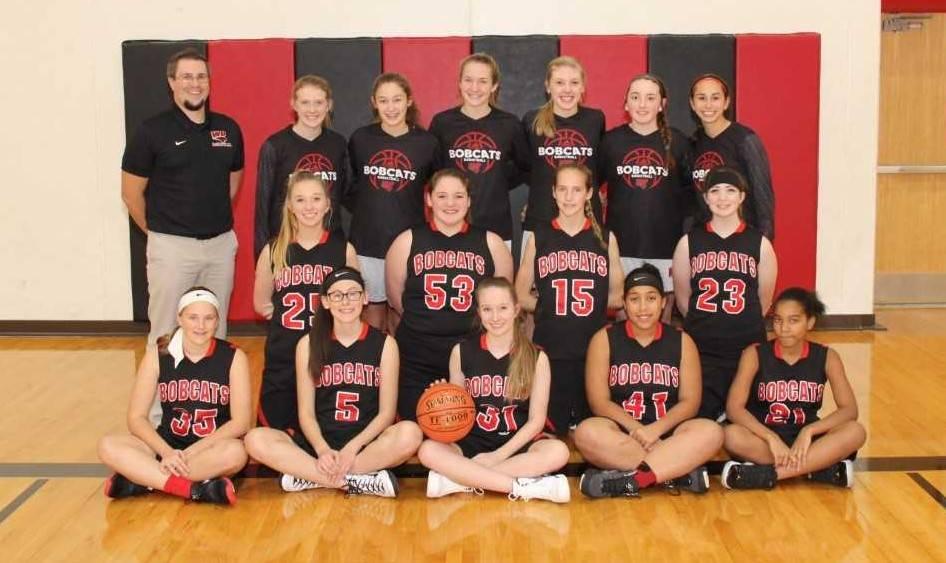 2018-19 Team Photo Freshmen