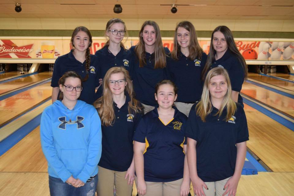 Girls Bowling picture