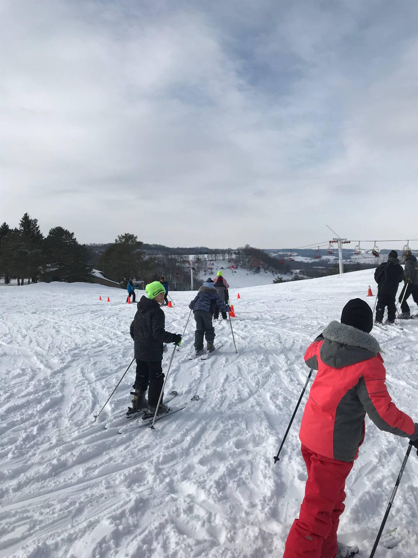 4th Grade Ski Trip to Sundown Mountain