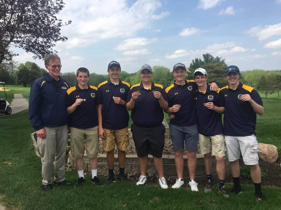 Cougar Boys Golf
