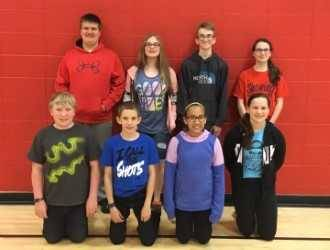 May Bobcat Citizens of the month