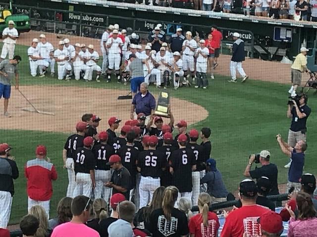 2018 State Trophy Presentation