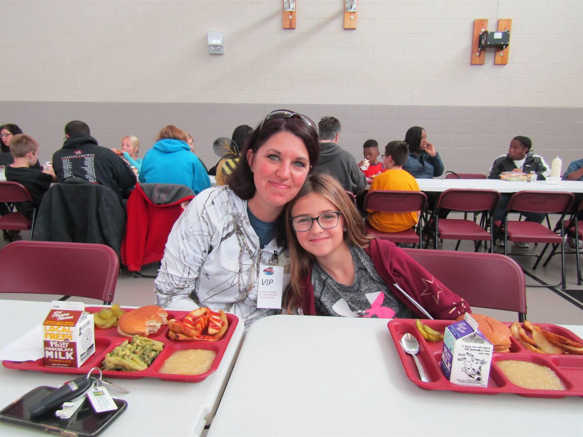 DES parent lunch