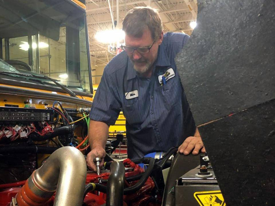 Bus Mechanic