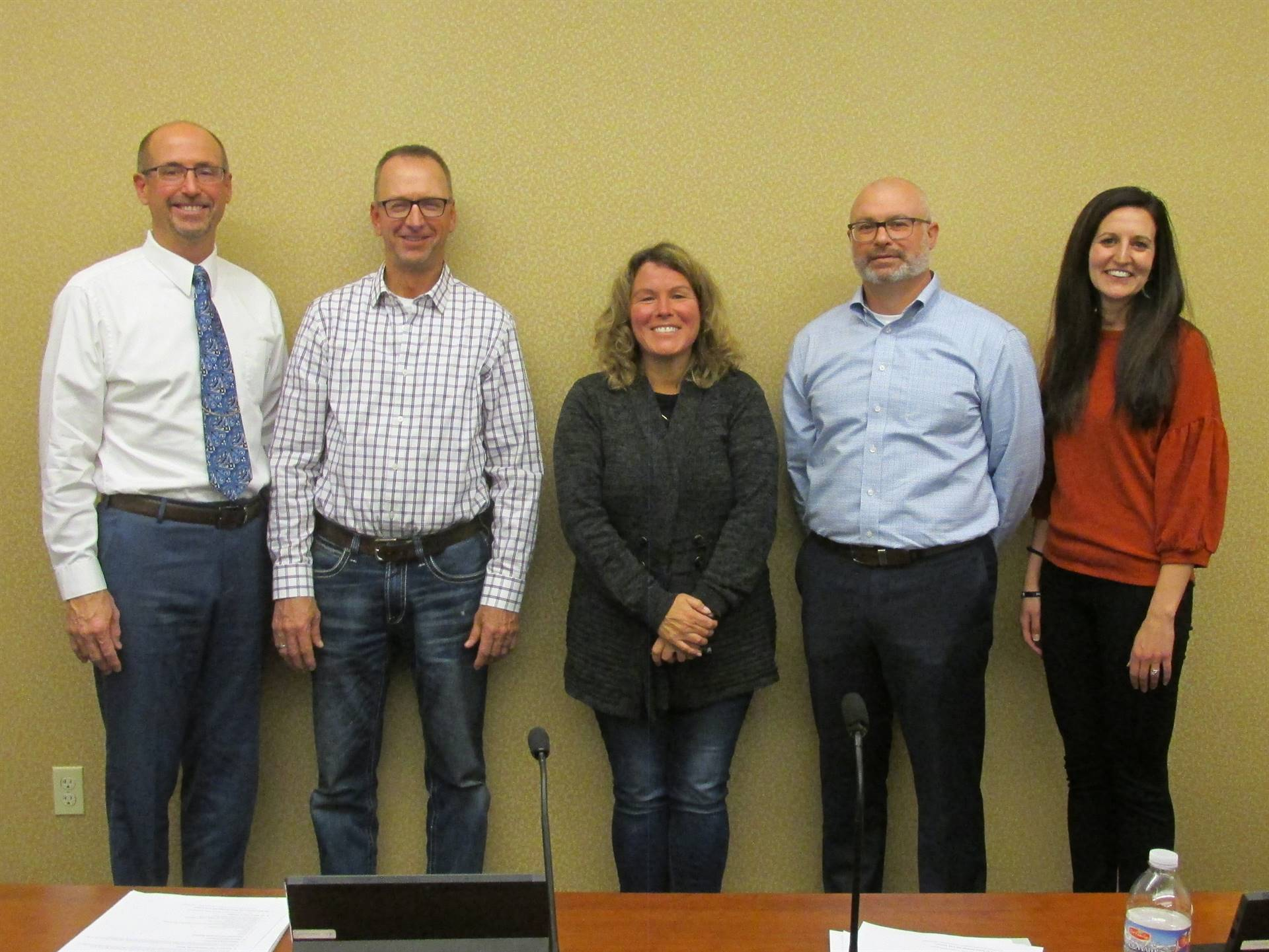 Western Dubuque School Board Members