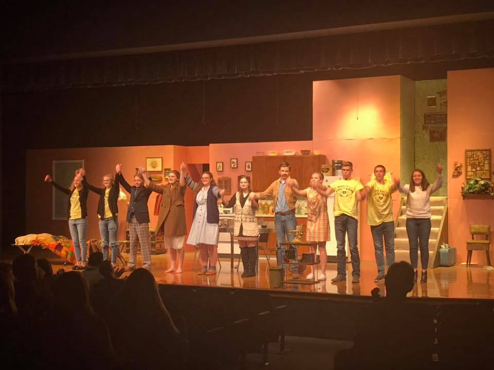 The Cast and Crew Bows