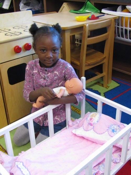 Free play in Pre-Kindergarten