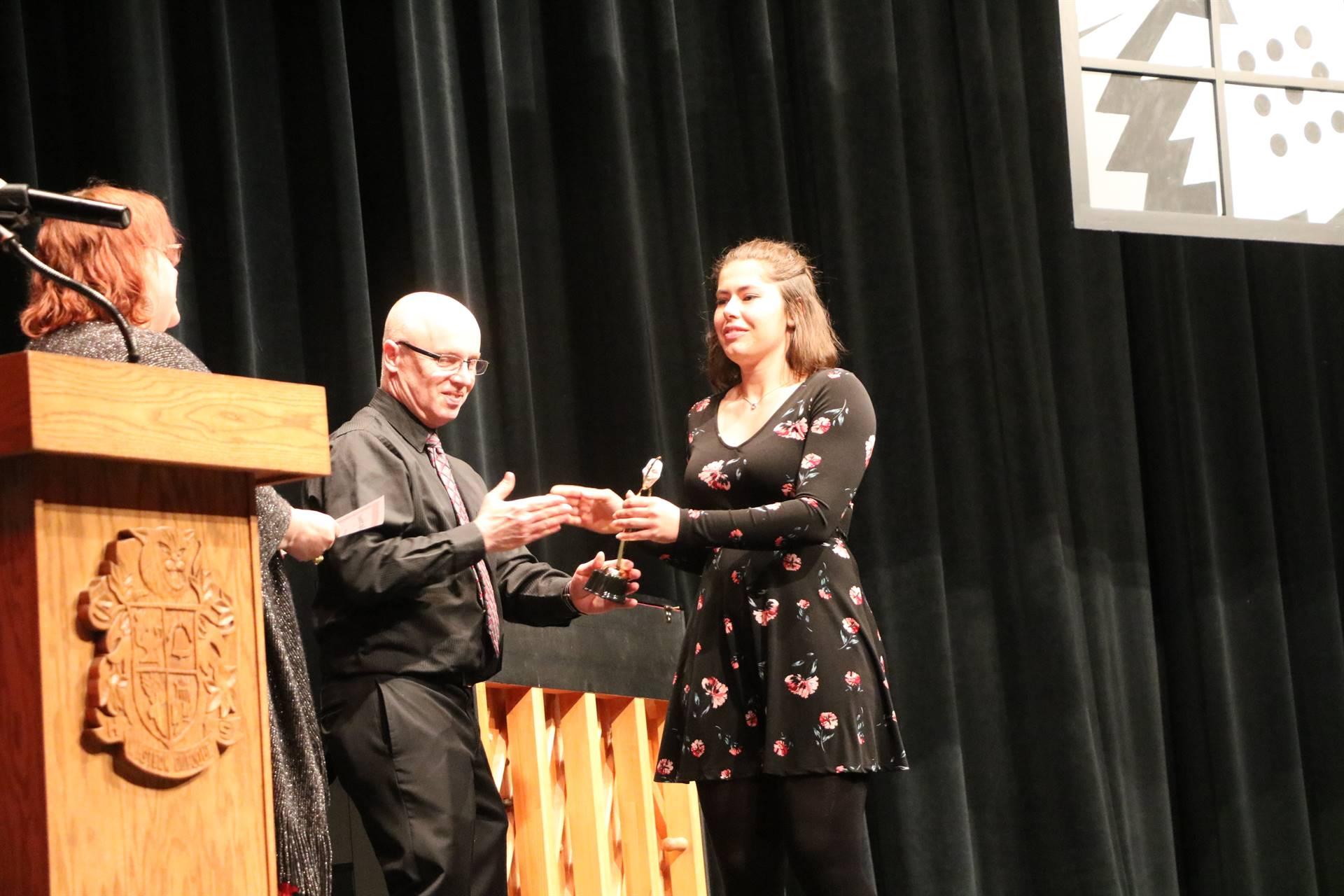 Academic Awards 1