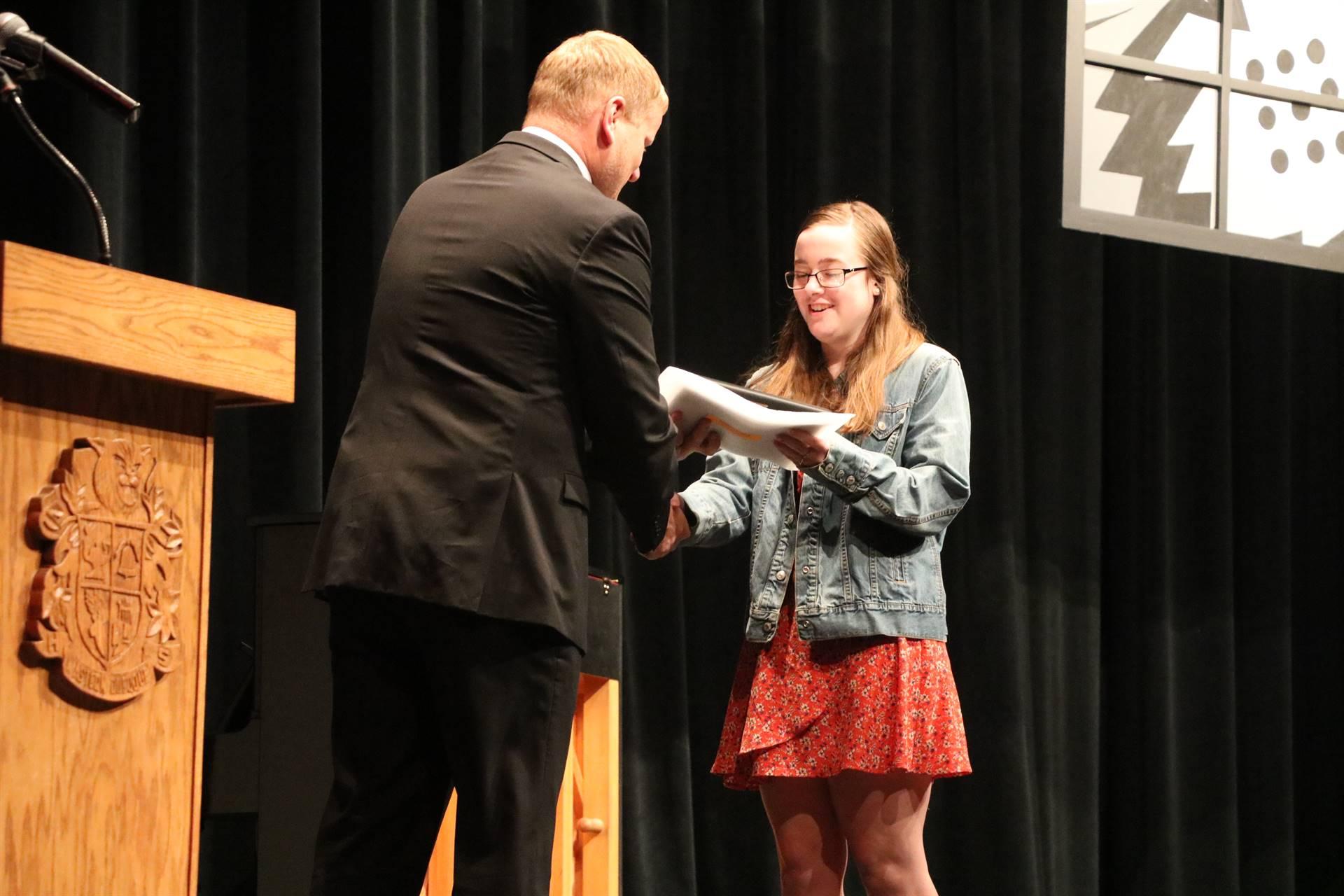 Academic Awards 2