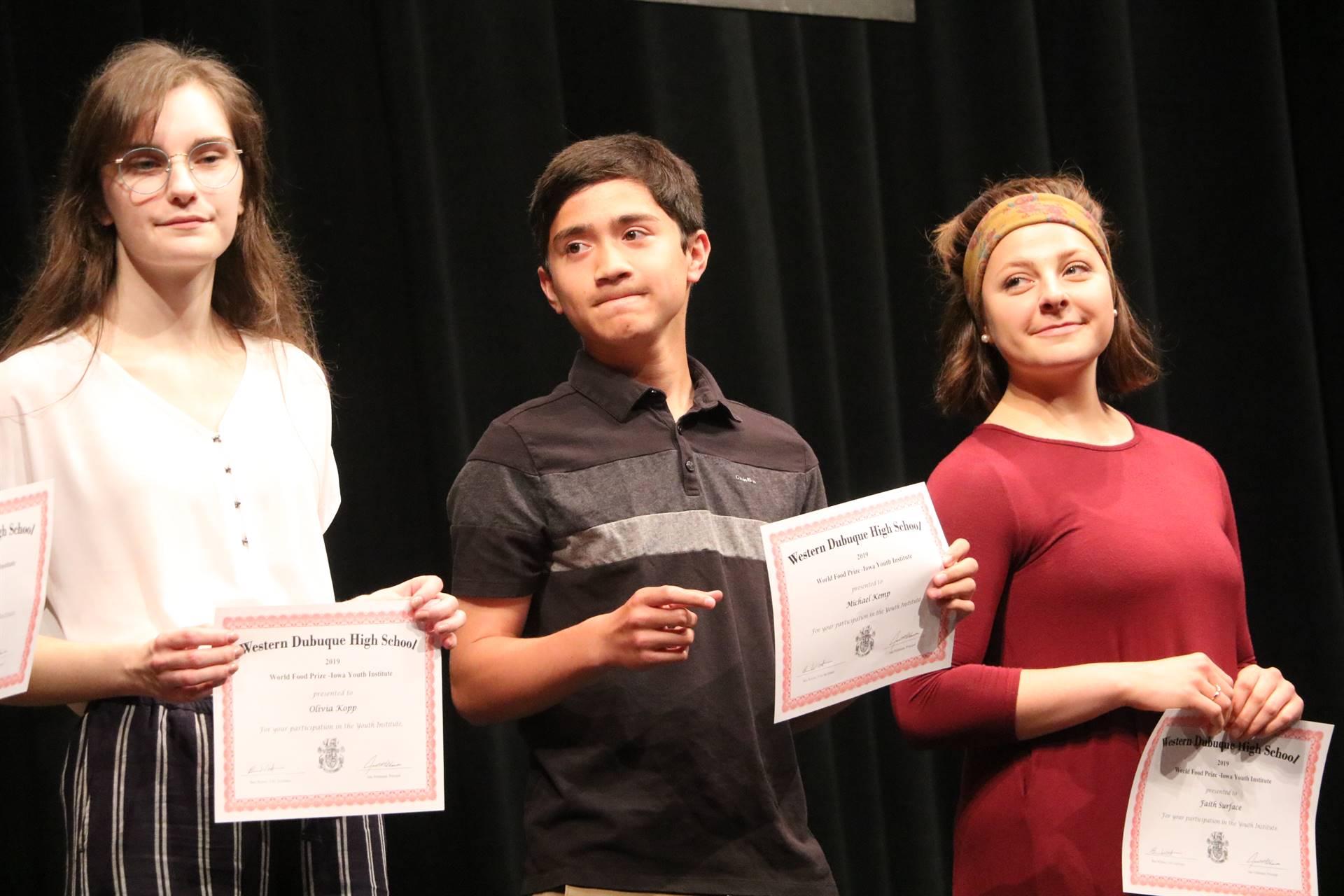 Academic Awards 3