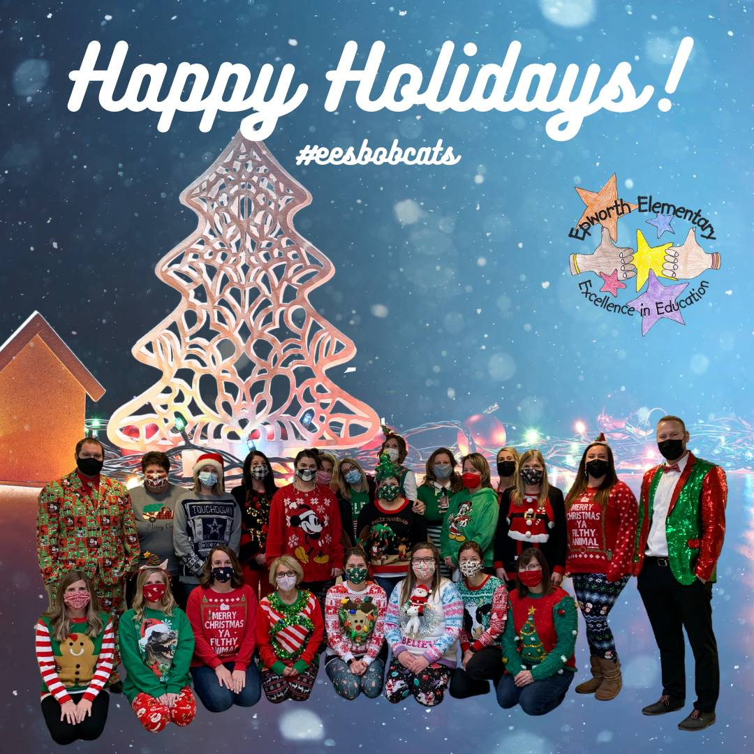 Happy Holidays from EES