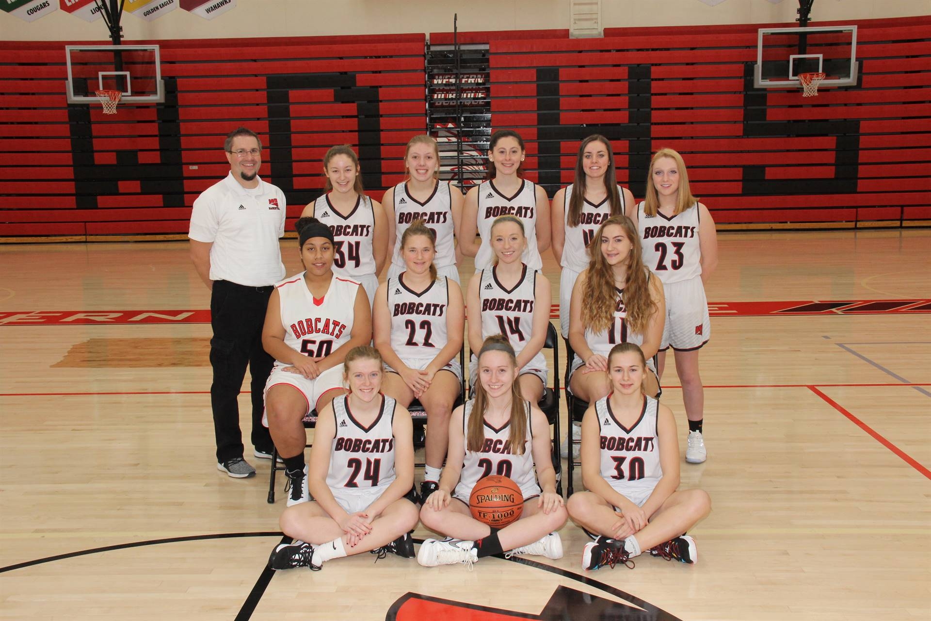 2019-2020 Junior Varsity Girls Basketball