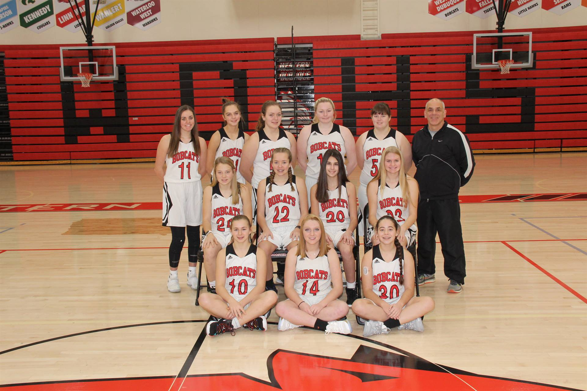 2019-2020 9-10 Girls Basketball