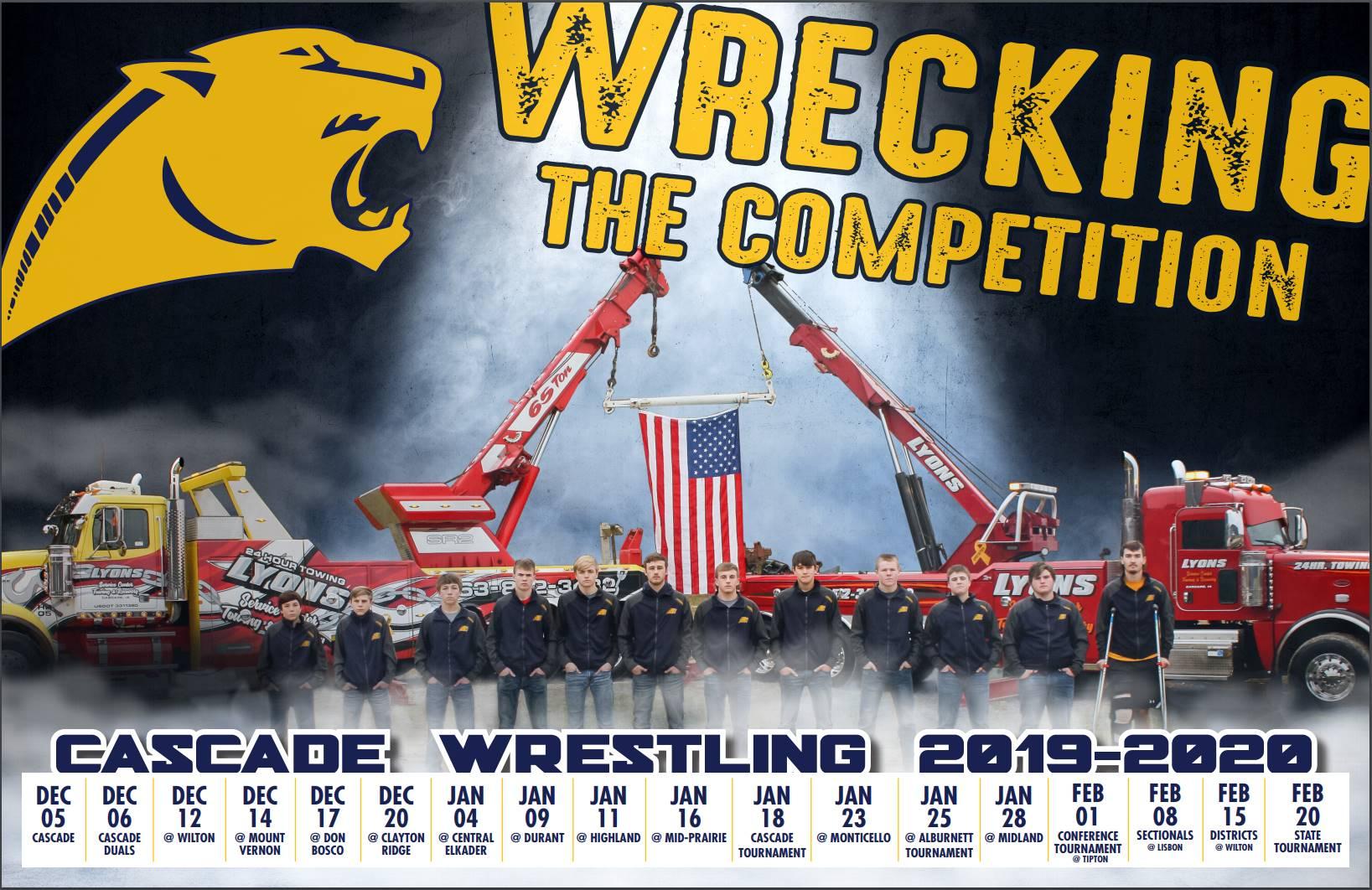 Cascade Wrestling