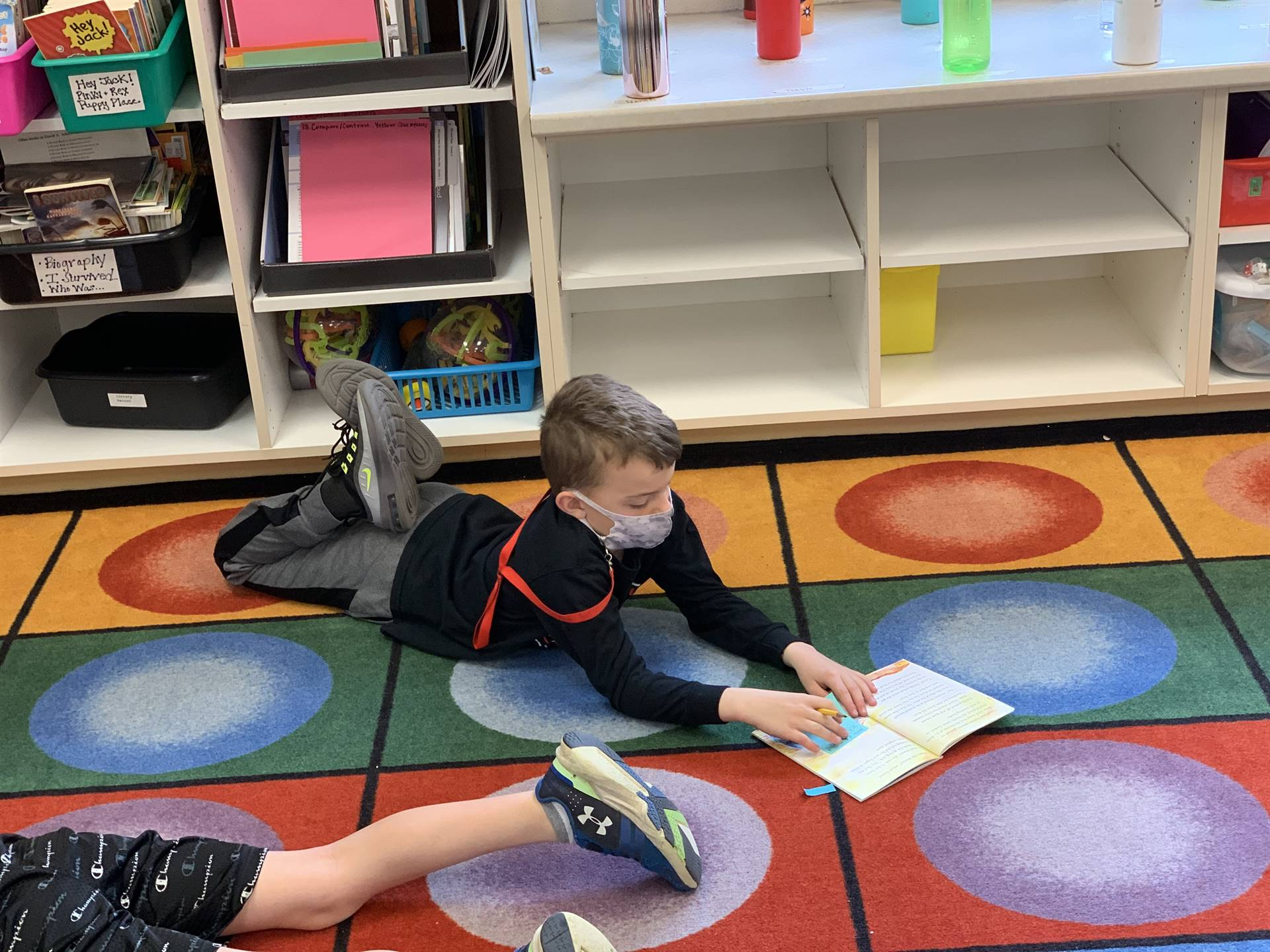 2nd grade independent reading