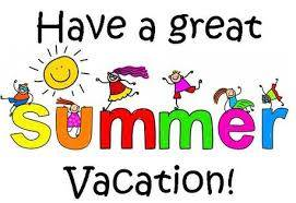 Have a great summer vacation clip art