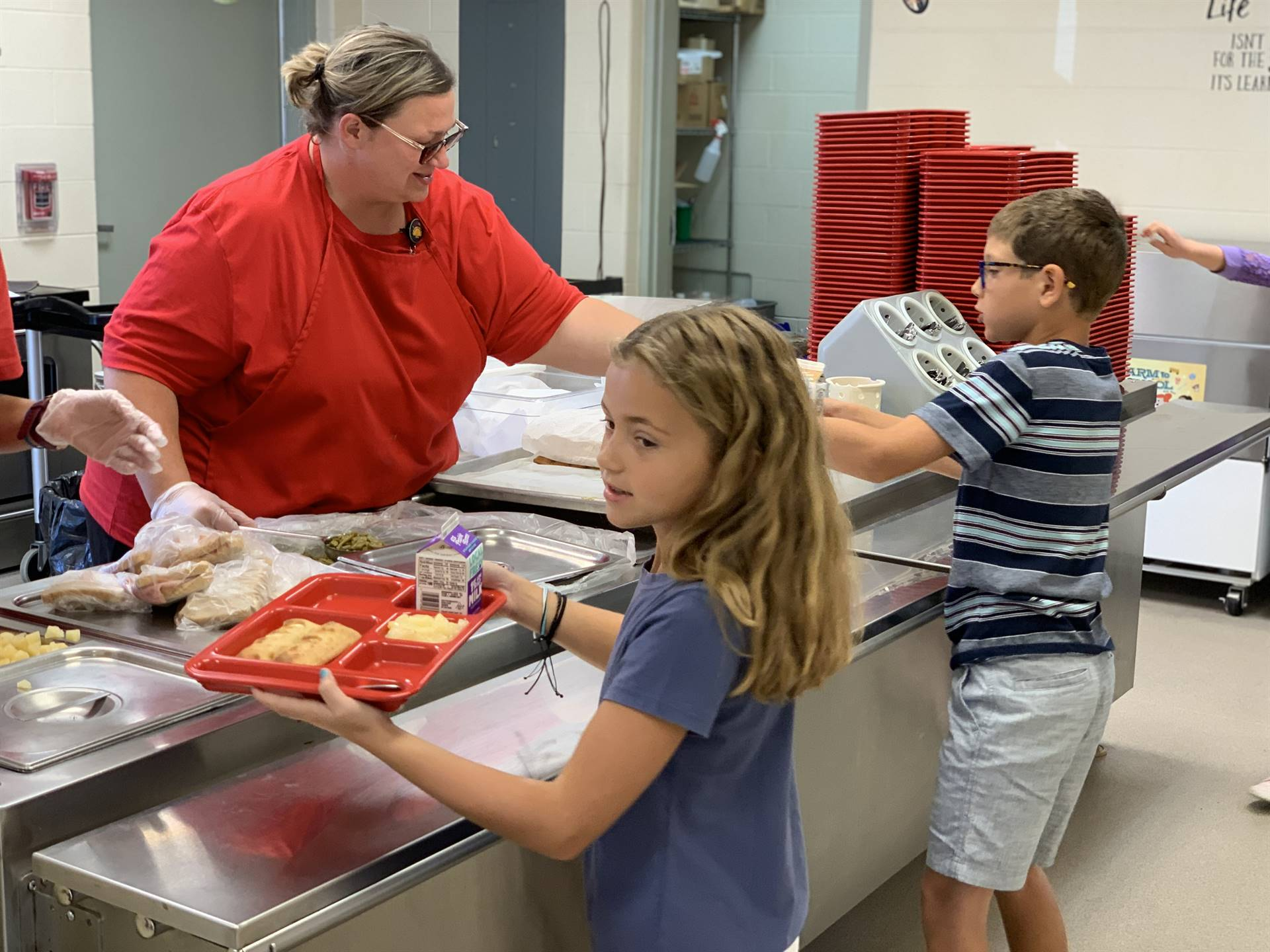 Lunchroom Service