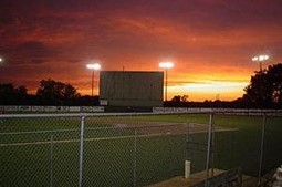photo of baseball field