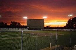 photo of baseball field
