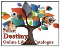 WD Elementary Library banner